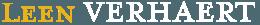 LEEN VERHAERT Logo